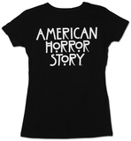 Juniors: American Horror Story - Logo T-Shirt