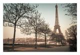Remembering Paris Plakat af Assaf Frank