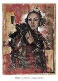 Vintage Goddess I Posters par Marta Wiley