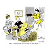 Hazel Cartoon Posters por Ted Key