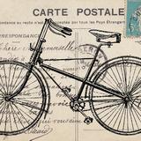 Vélocipède Affiches par Sabine Berg