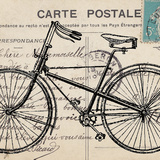 Velocipede Prints by Sabine Berg