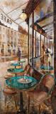 Terraza Café de Flore Affiches par Noemi Martin