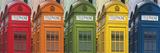 Assaf Frank - Hello London Obrazy