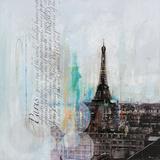 The City of Light I Print by Markus Haub