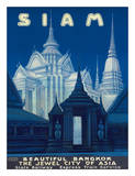 Siam c.1920s Giclee Print by R. Wening