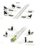 Ted Key - Hazel Cartoon - Poster