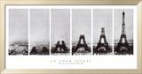 Eiffel-tårnet Posters