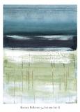 Mar y cielo Ii Lámina por Heather Mcalpine