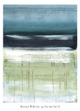 Sea and Sky II Poster por Heather Mcalpine