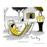 Hazel Cartoon Posters by Ted Key