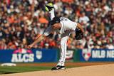 Detroit, MI - Oct. 18: Detroit Tigers v New York Yankees - Max Scherzer Photographic Print by Jonathan Daniel