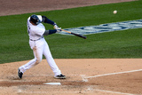 Detroit, MI - Oct. 18: Detroit Tigers v New York Yankees - Miguel Cabrera Photographic Print by Jason Miller