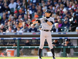 Detroit, MI - Oct. 18: Detroit Tigers v New York Yankees - Ichiro Suzuki Photographic Print by Leon Halip