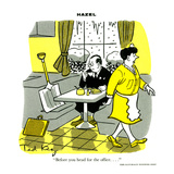 Hazel Cartoon Prints by Ted Key