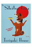 Ken Bailey - The Shiba Inu Teriyaki House Limitovaná edice