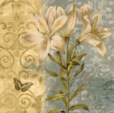 Flowers Butterfly II Prints by Emma Hill