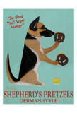 Shepherd&#39;s Pretzels Limited Edition by Ken Bailey