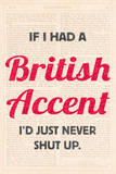 Accents I Prints by Tom Frazier