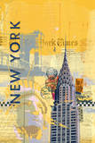 Cities I Kunst von Ken Hurd