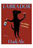 Labrador Dark Ale Limited Edition by Ken Bailey