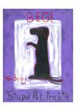 Stupid Pet Trick 4: Beg Edition limitée par Ken Bailey
