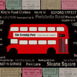 Ticket Please I Posters by  The Vintage Collection