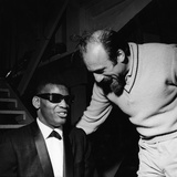 Ray Charles - 1960 Photographic Print by Allan Morrison