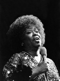 Sarah Vaughan - Colorado 1975 Photographic Print by Ted Williams