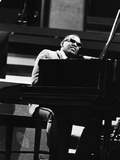 Ray Charles 1965 Photographic Print by Bill Gillohm