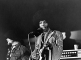 Sly Stone Photographic Print by Norman Hunter