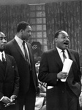 Dr. Martin Luther King Jr. and Jesse Jackson Photographic Print by Isaac Sutton