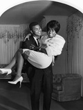 Muhammad Ali and Sonji Clay - 1967 Photographic Print by Isaac Sutton