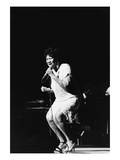 Aretha Franklin - 1985 Photographic Print by Vandell Cobb
