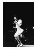 Aretha Franklin - 1985 Photographic Print by Vandell Cobb