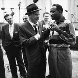 Frank Sinatra Photographic Print by Howard Morehead