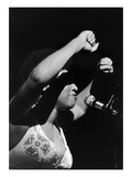 Aretha Franklin - 1972 Photographic Print by Norman Hunter