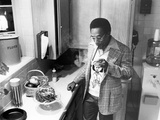 Bill Cosby - 1977 Photographic Print by G. Marshall Wilson