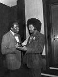 Jesse Jackson and Vernon E. Jordan - 1979 Photographic Print by Maurice Sorrell
