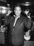 Joe Louis Photographic Print by Norman Hunter