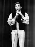 Smokey Robinson Photographic Print by Norman Hunter