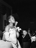 Sarah Vaughan Photographic Print by Bertrand Miles