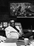 Ray Charles - 1974 Photographic Print by Ted Williams