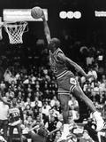 Vandell Cobb - Michael Jordan - 1989 Fotografická reprodukce