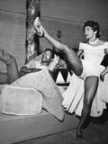 Sammy Davis Jr. - 1954 Photographic Print by Howard Morehead