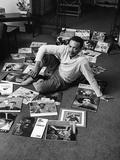Quincy Jones - 1976 Photographic Print by Moneta Sleet