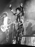 Prince and The Revolution - 1984 Photographic Print by Michael Cheers