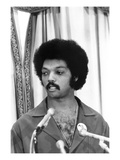 Jesse Jackson - 1975 Photographic Print by Isaac Sutton