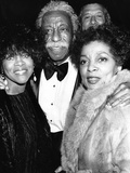 Gordon Parks, Cicely Tyson, Ruby Dee - 1991 Photographic Print by Fred Watkins