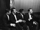 Sammy Davis Jr., Rat Pack - 1960 Photographic Print by Moneta Sleet
